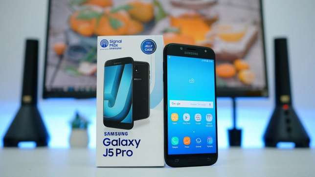 Samsung galaxy J5 pro 32GB new sealed delivery done Nairobi CBD - image 3