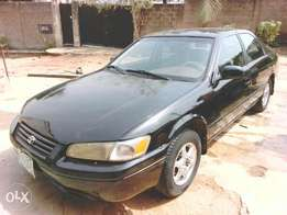 Toyota Camry tinny with new engine