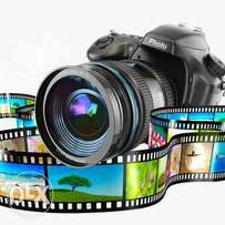 Photos and video production