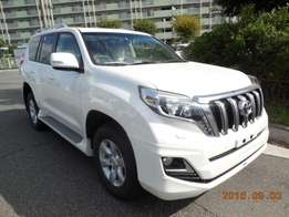 Toyota Prado 2015 Diesel on Sale in Nairobi
