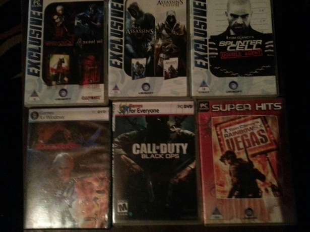 26 pc games for sale R80each or R900 for all Heidelberg - image 3
