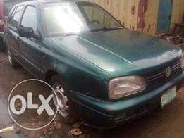 Naija used Volkswagen golf 3