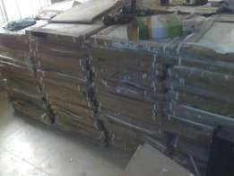 For Sale: Nigerian made Floor Tiles (2ft x 2ft), 181 Cartons, at Kubwa