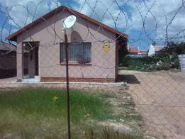 Madiba park affordable home