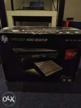 HP Desktop Printer 4500 ( ALL In ONE )