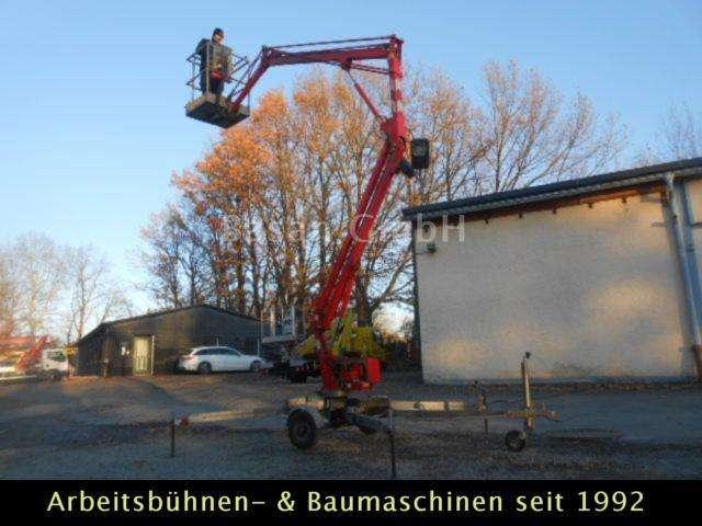 Arbeitsbühne Aerial Quicklift K10 1, Ah 10m - 2008