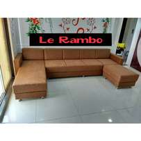 Abracadabra Sofa Set Couches 1,200,000/- $345 In All Global Colours