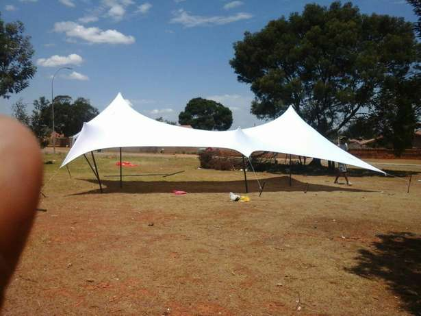 Stretch tents and Deco Pimville - image 2
