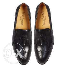 John Foster Loafers Black Lagos Island West - image 1