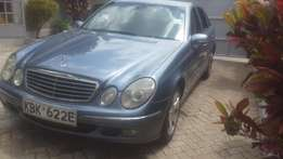 Mercedes Benz E200 In Excellent condition