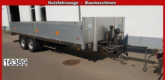 BPW os2 l110l für mitnahmestapler  achsen - 2011