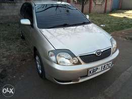 Quick sale of a Toyota NZE