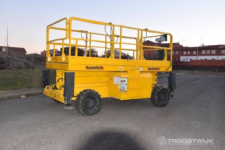 Haulotte h12sx - 2004