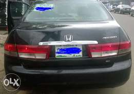 Honda Accord 2004 E.O.D