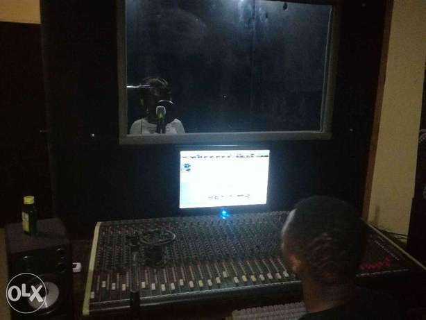 Record Your Music With House 10 Studio Egbeda - image 1