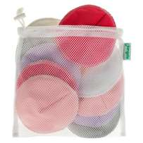 Disposable and reusable bra nursing pads