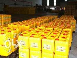 A Nice Functioning Vagetable Oil Company For Sale