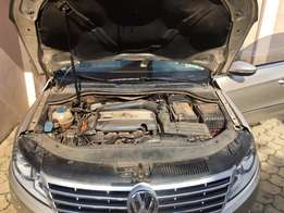 Beautiful, neat Passat cc for you. Pay and drive