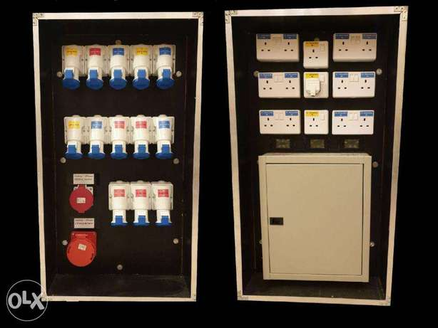 Portable Distribution Board