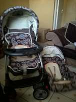 Baby pram and stroller. In mint condition