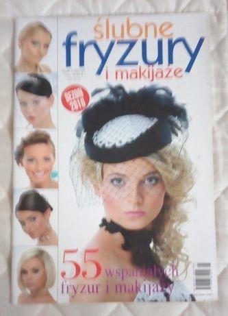 ślubne Fryzury I Makijaże Nr 12010 Czasopismo Mielec Olxpl