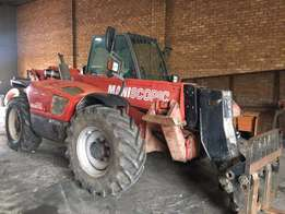 Manitou MT1235 Telehandler for sale