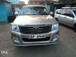 Local assembled Hilux on offer