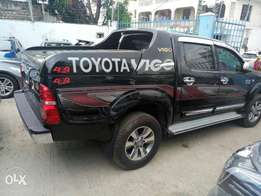 Toyota hilux Double cab KCN number