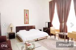 Fully Furnished Studio Apartment In Ainkhaled !