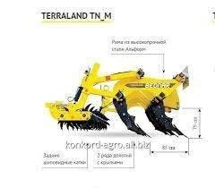 Bednar Terraland Tn3000 Dobb. Tandpakkervalse - 2019