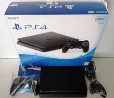 Playstation 4 Slim - 500GB Awesome Condition! *Trade In Your Ps3!*
