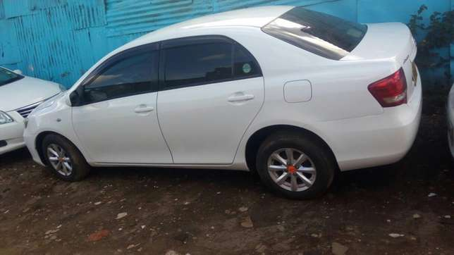 Its a toyota Axio which is in good condition and ready to move. Nairobi West - image 6