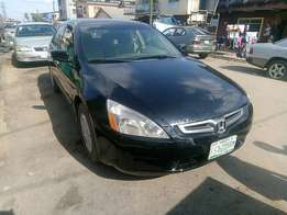 First body Honda Accord 2003