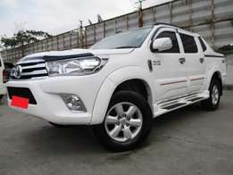 2010,Toyota Hilux Double Cab