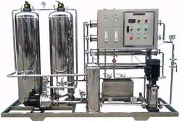 Full line 4 Membrane reverse osmosis RO water purification system