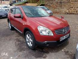 Nissan Dualis, new, fully loaded on quick sale