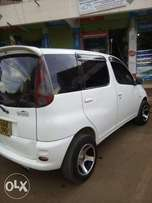 toyota fun cargo on sale asking 400k