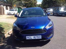 2015 Ford focus ecoboost ,mileage 26000 for sale