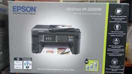 Epson Workforce dn3620 printer
