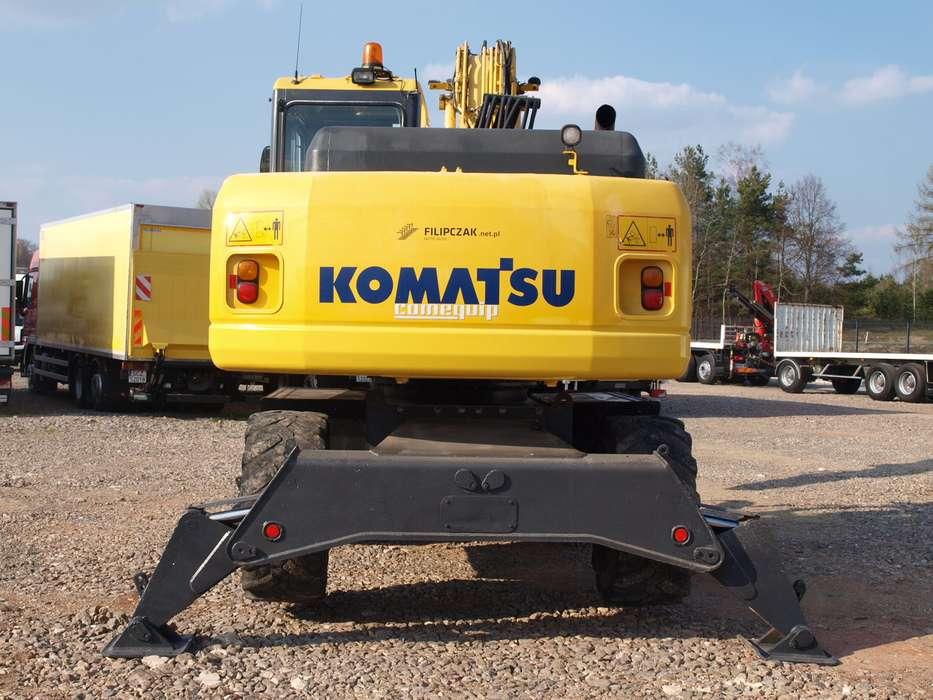 Komatsu PW180 - 2011 - image 5