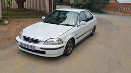 1997 Honda ballade vtec b18 in good condition R59999
