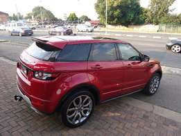 Landrover Evoque sd4 dynamic