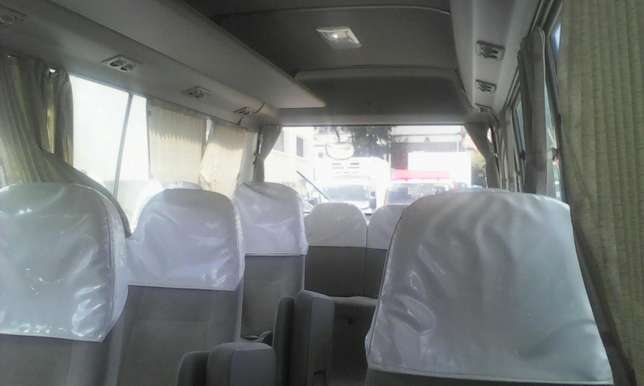 Just arrived very clean Toyota coaster bus on sale Nairobi CBD - image 6