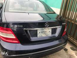 Very neat cheap registered Mercedes C300