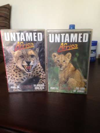 Untamed Africa, wildlife box set double. Westlands - image 2