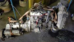 toyota land rover engine and gearbox