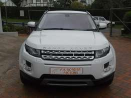 Immaculate 2012 Range Rover Evoque