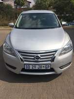 2014 Nissan Sentra 1.6 Acenta Manual 23 800km's for R149 000