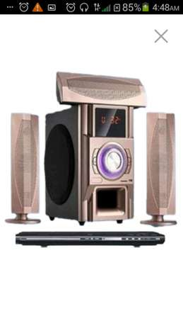 Djack Bluetooth Home Theatre Lagos Mainland - image 7