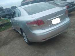 Clean Toyota Avensis 2011 Silver
